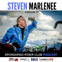 Artwork for #27 - Steven Marlenee of Marlenee Photography and backcountry snowmobiling describes how to create stunning visual content, build your brand, and create value for sponsors.