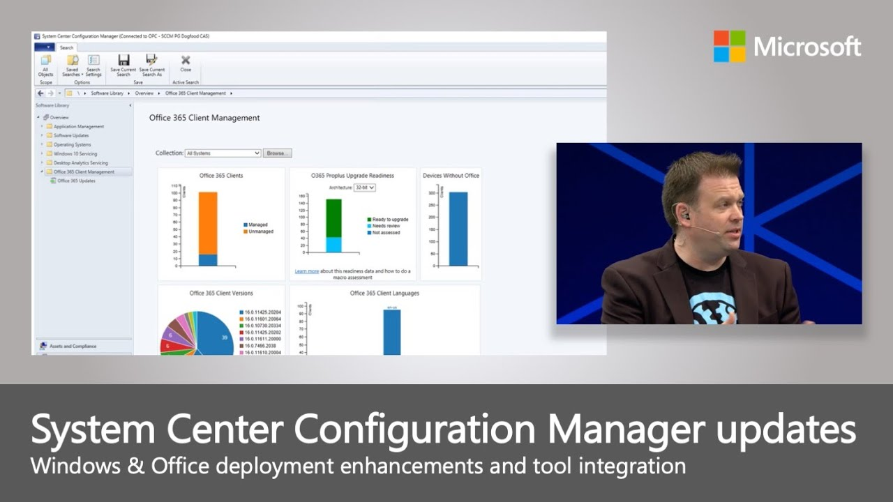Artwork for System Center Configuration Manager SCCM updates for Windows and Office deployment (2019)