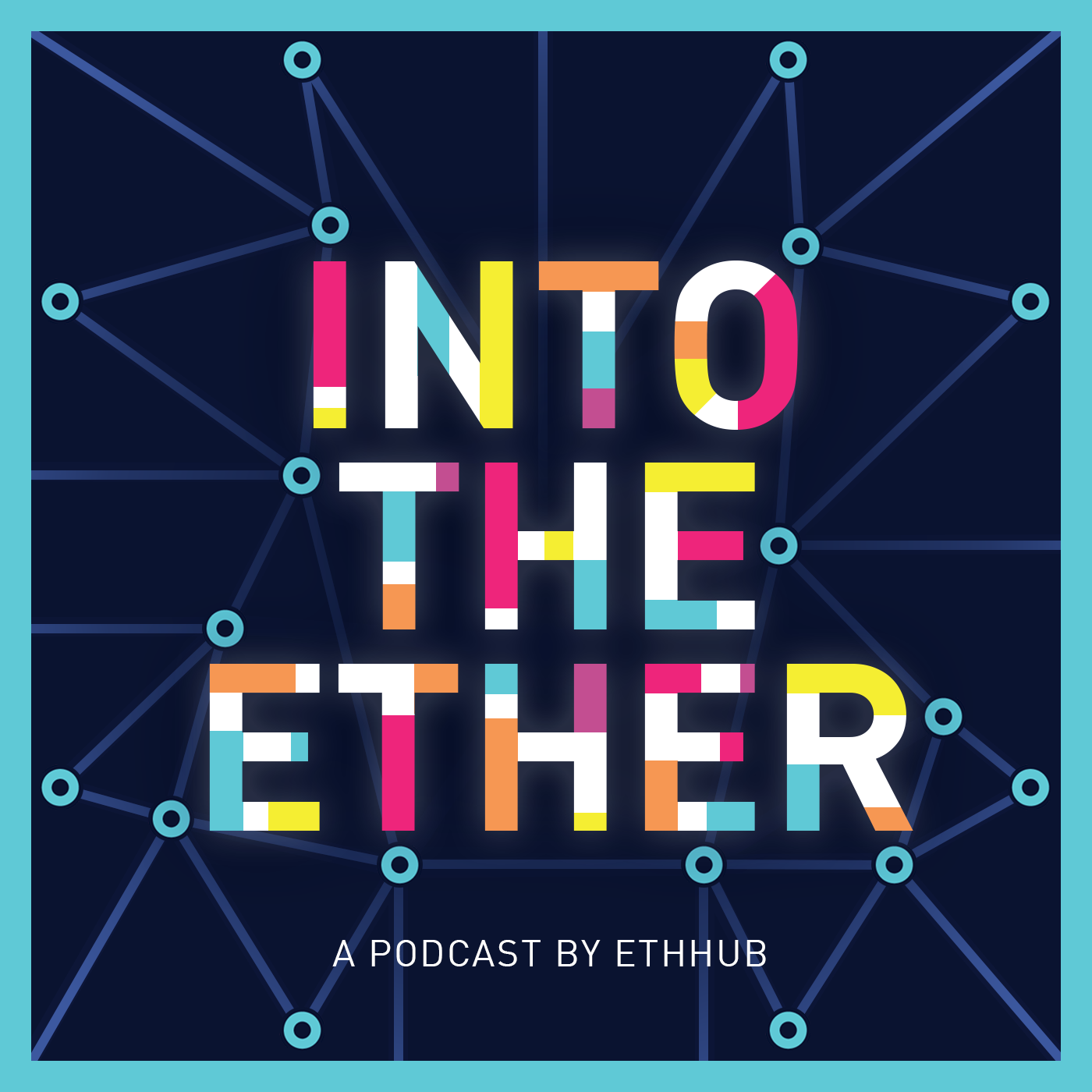 Into the Ether show art