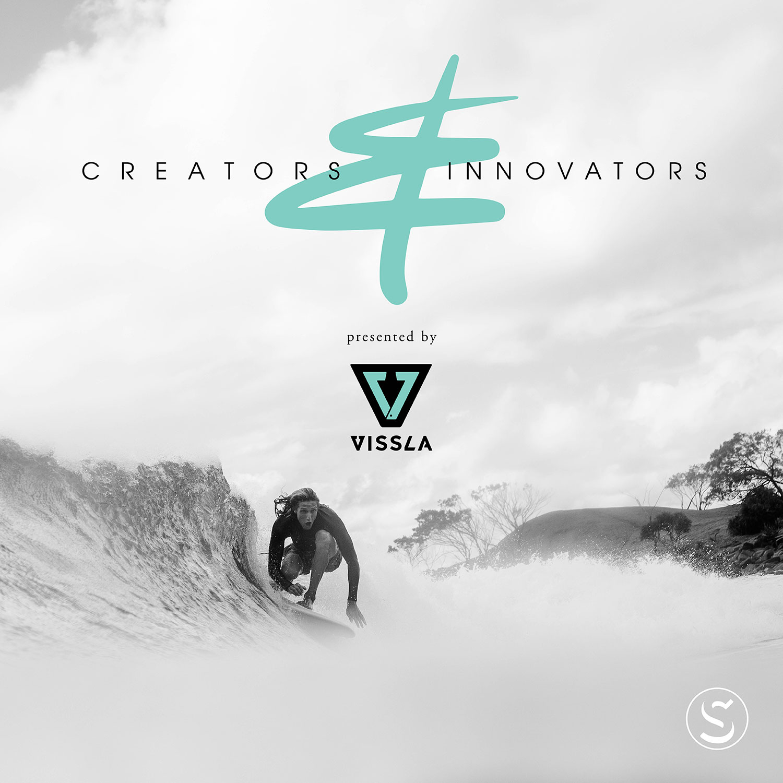 Creators & Innovators's podcast show art