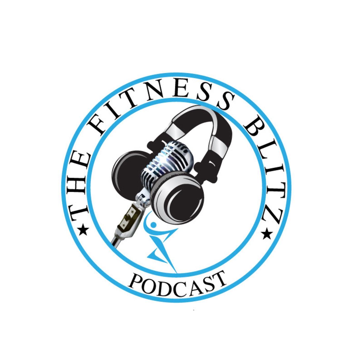 Fitness Blitz Radio show art