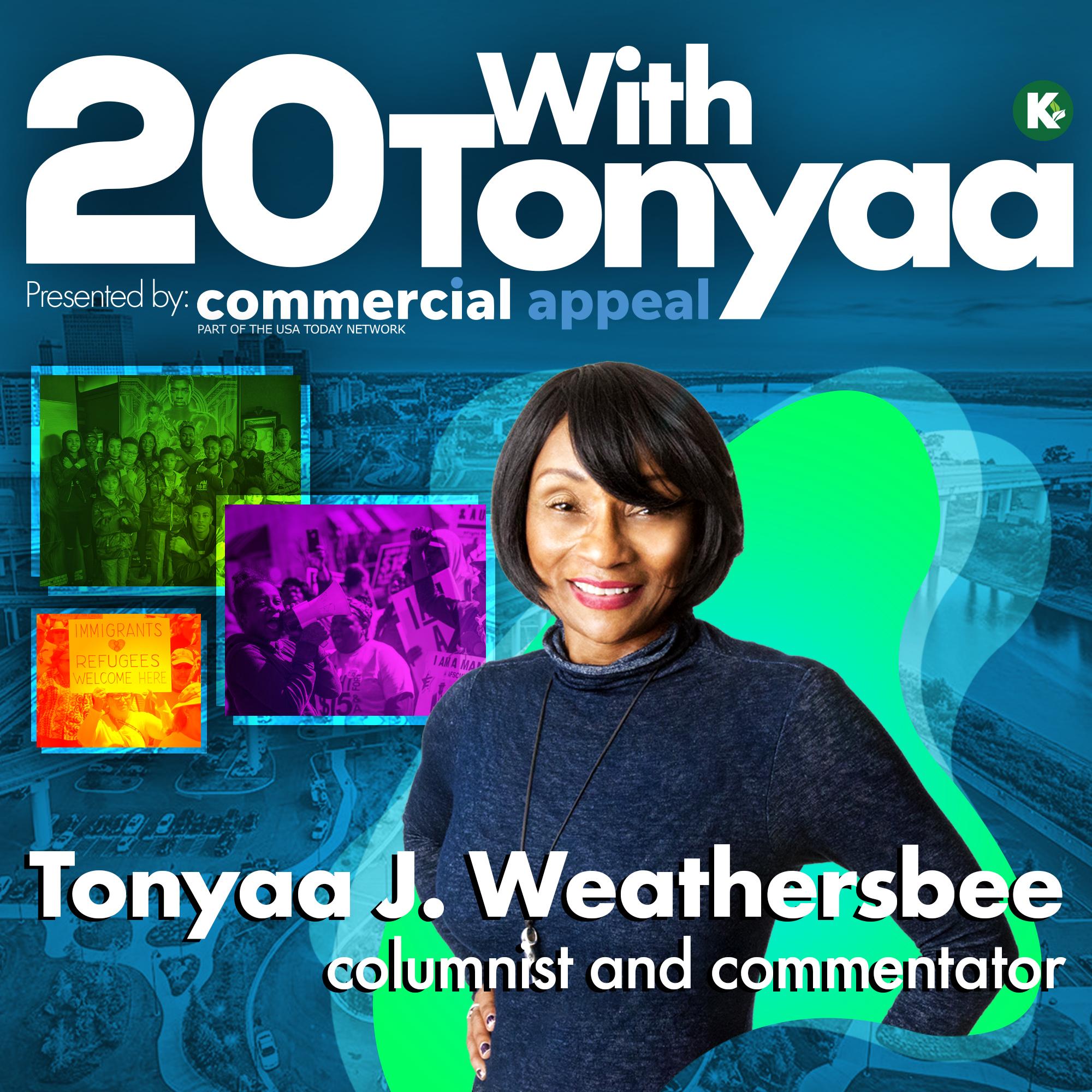 20 With Tonyaa powered by KUDZUKIAN show art