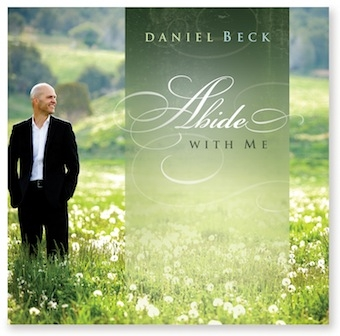 """Abide With Me"" the long-awaited hymn album from Daniel Beck"
