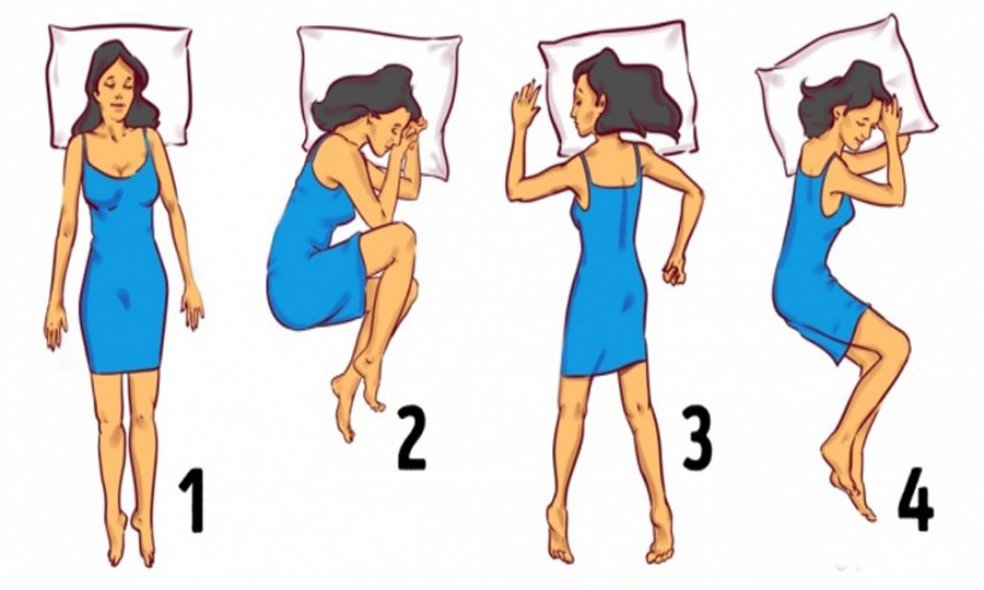 8 Sleeping Position Affects Your Health : A complete Guide