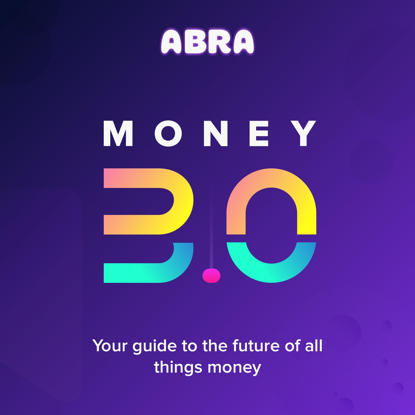 Abra Money 3.0 show art