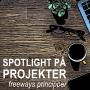 Artwork for #117: Hvordan har Freeway skabt en agil projektkultur ved at indføre 12 principper?