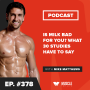 Artwork for Is Milk Bad For You? What 30 Studies Have to Say