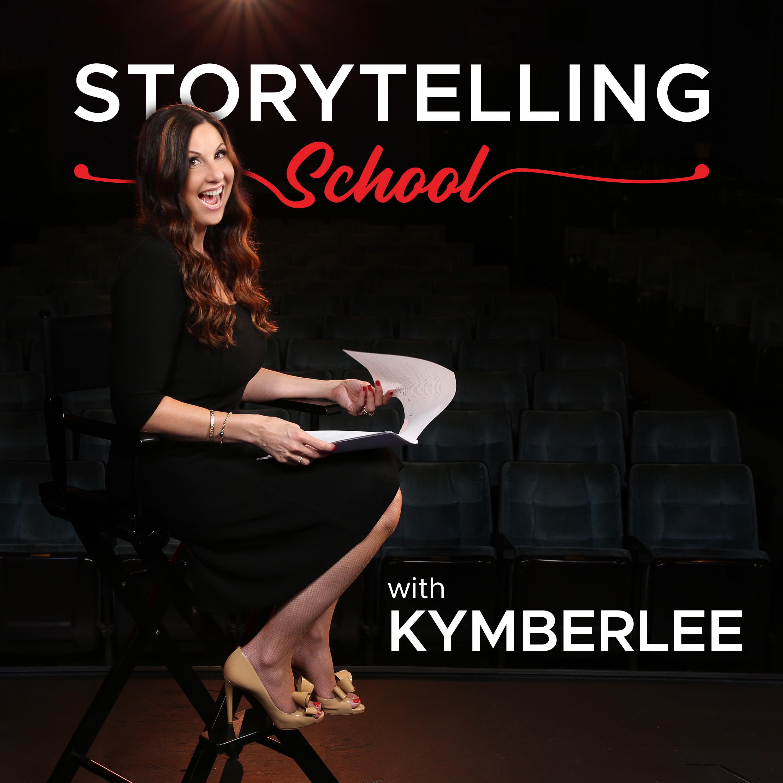 Storytelling School show art