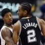 Artwork for Lakers Rumors On Paul George & Kawhi Leonard
