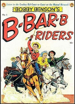 155-130506 In the Old-Time Radio Corner - Bobby Benson and the B-Bar-B Riders