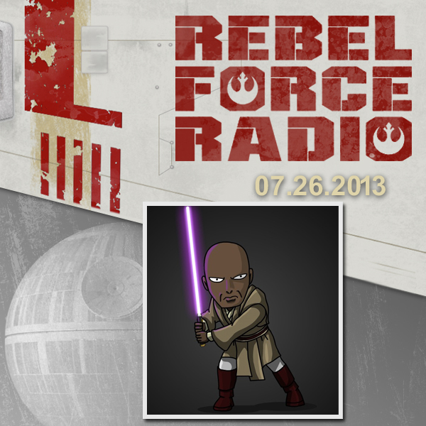 RebelForce Radio: July 26, 2013
