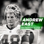 Artwork for Redirected: Embracing the Unexpected with NFL Long-Snapper Andrew East [Episode 1]