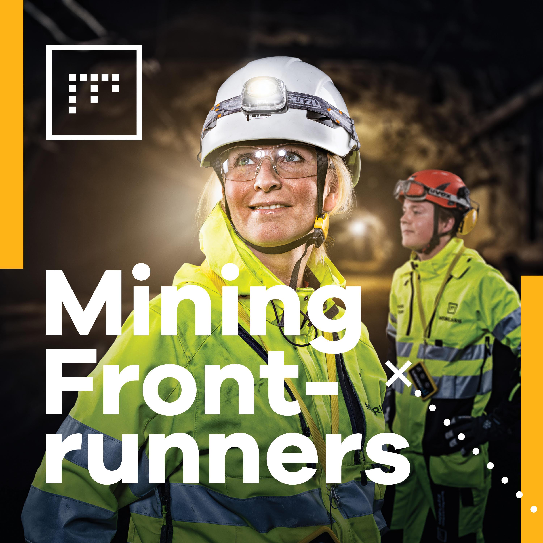 Mining Frontrunners show art