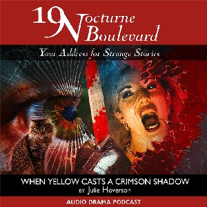 Retro 19 Nocturne!  When Yellow Casts a Crimson Shadow