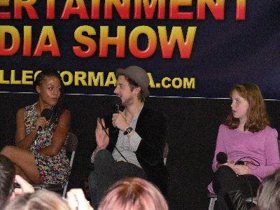 Tim's Take On: Episode 106(Dr Who New Series Panel at Entertainment and Media Show 2011)