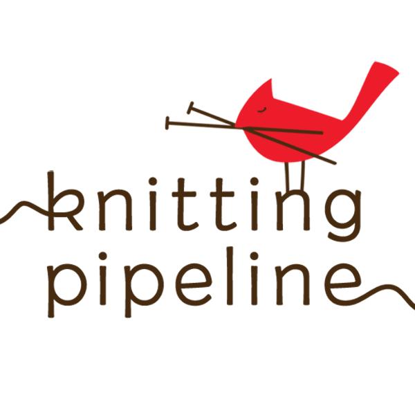 Knitting Pipeline show art