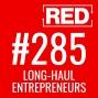 Artwork for Long-Haul, Self-Reliant Entrepreneurship w/ John Jantsch [RED 285]