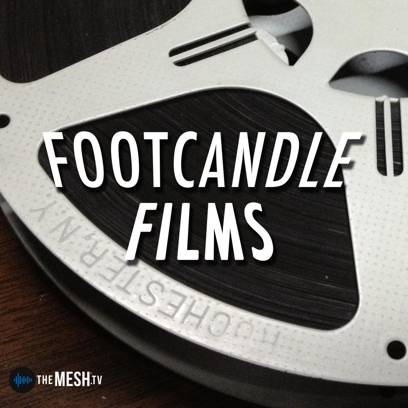 Footcandle Films show art