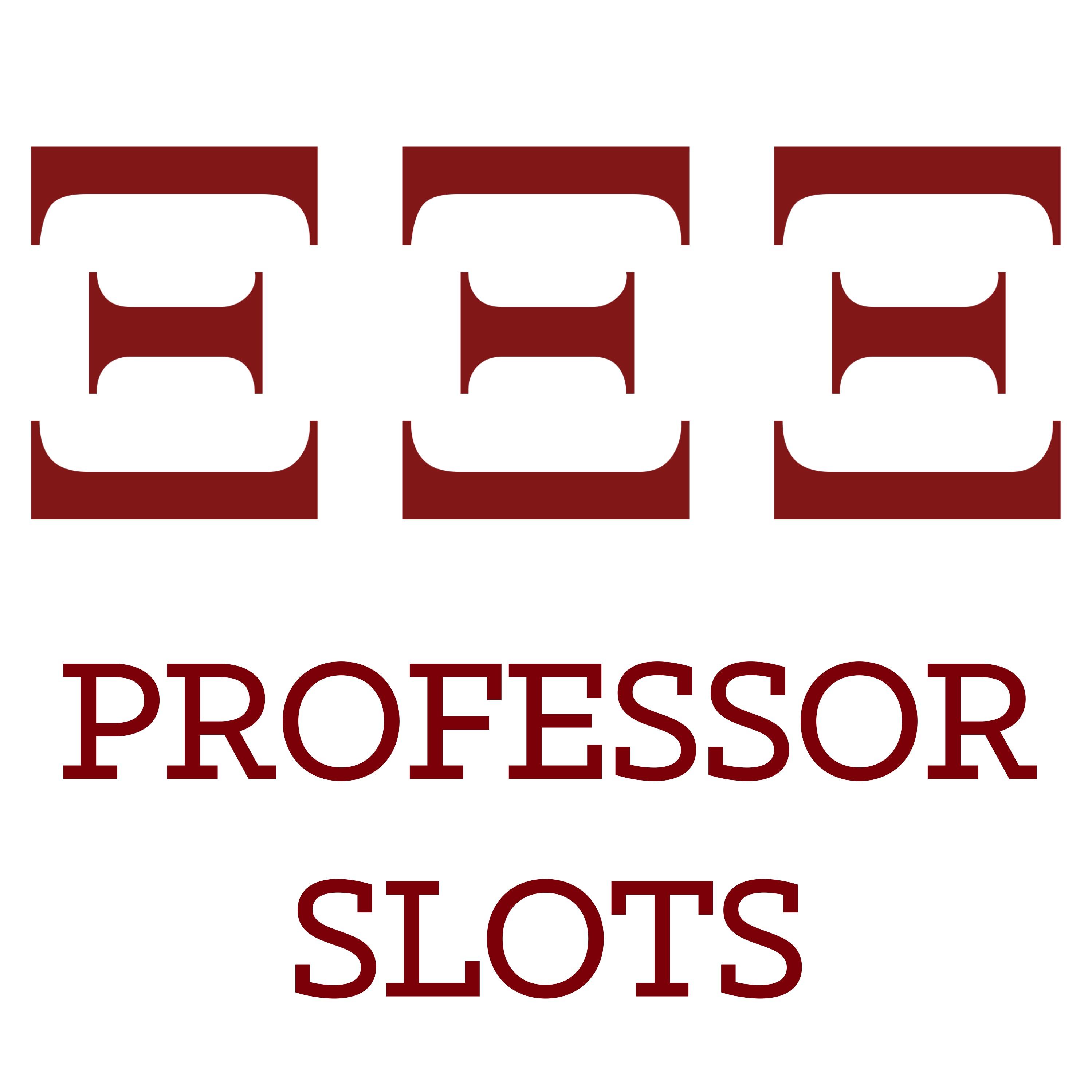 Professor Slots show art