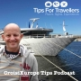Artwork for CroisiEurope European River Cruises - Tips For Travellers Podcast #248