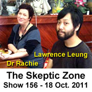 The Skeptic Zone #156 - 15.Oct.2011