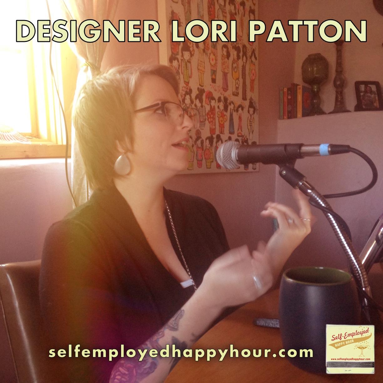 Lori Patton, Graphic Designer and President of AIGA NM