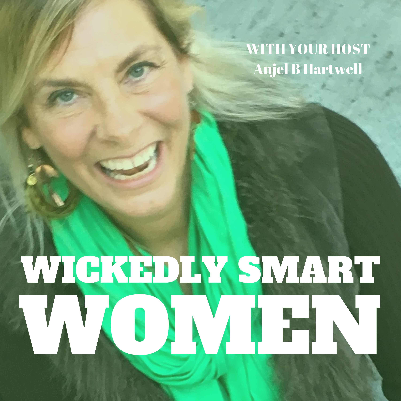Wickedly Smart Women show art