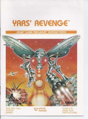 EPISODE 1: YAR'S REVENGE