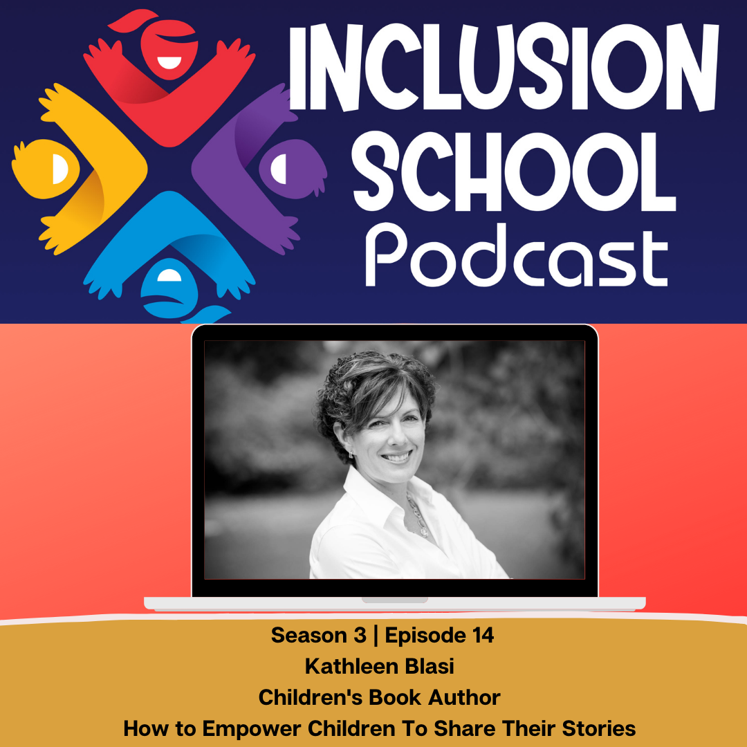 S3 Episode 14 - How To Empower Children To Share Their Stories