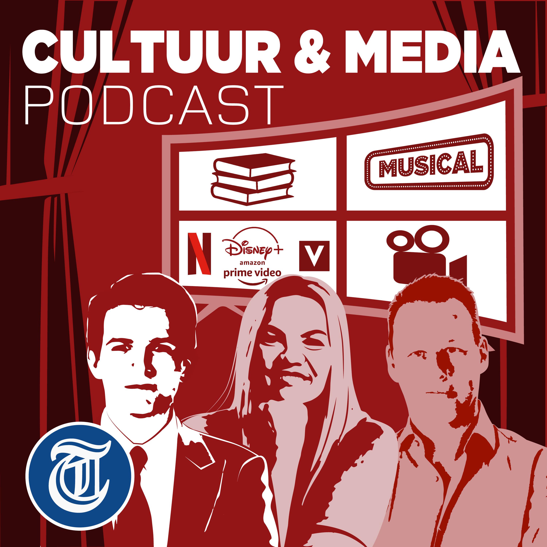 De cultuur en media podcast show art
