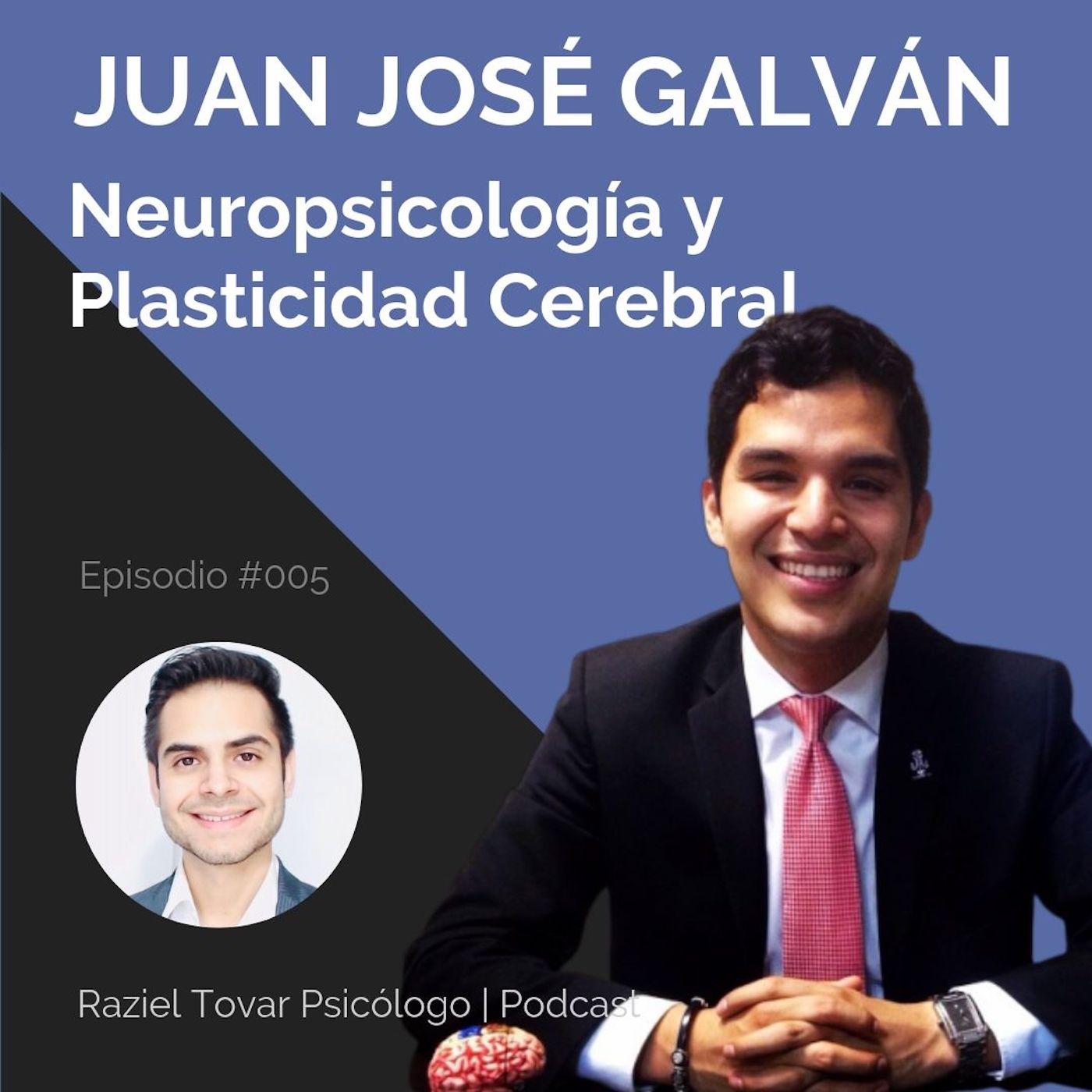 005 Neuropsicología y Plasticidad Cerebral - Juan José Galván