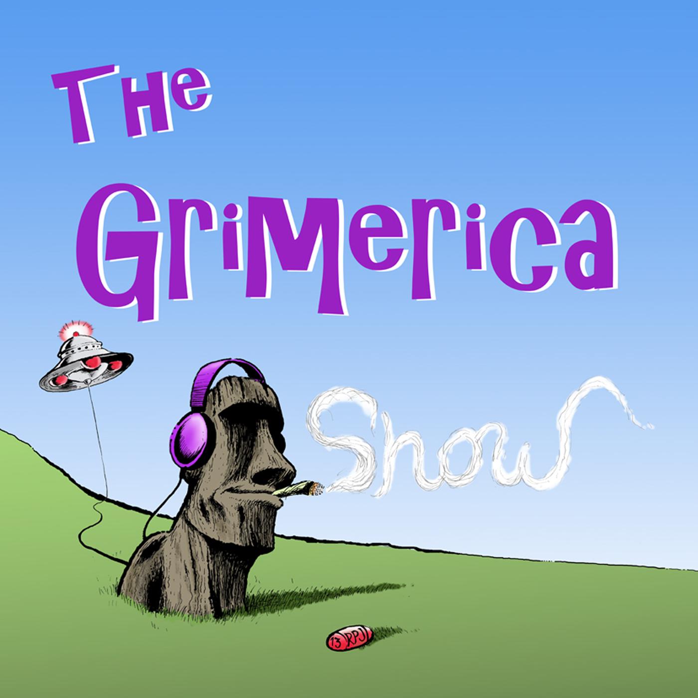 Artwork for #299.5 - Grimerica Black Budget Best of Bonanza