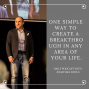 Artwork for One Simple Way To Create a Breakthrough In Any Area of Your Life