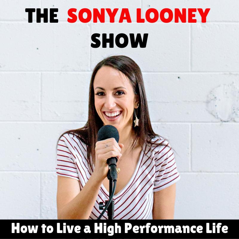 The Sonya Looney Show show art