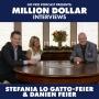 Artwork for Stefania Lo Gatto-Feier & Danien Feier: Million-Dollar Power Couple