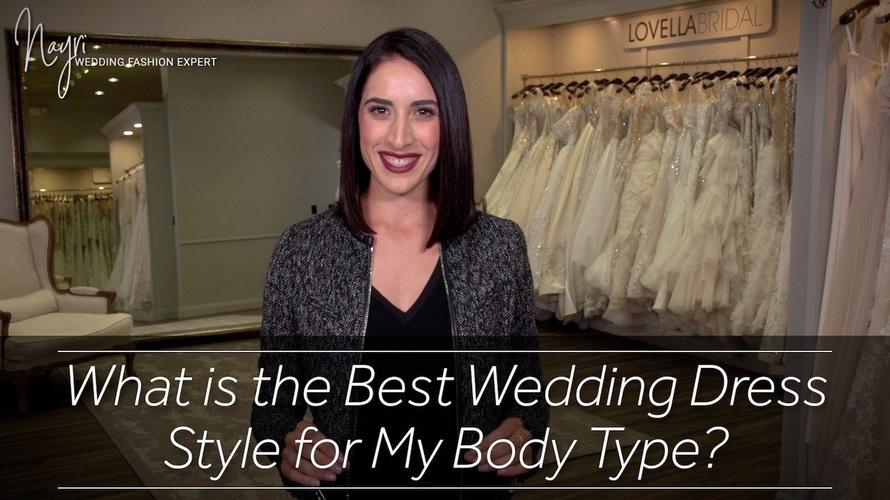 Artwork for What is the Best Wedding Dress Style of My Body Type