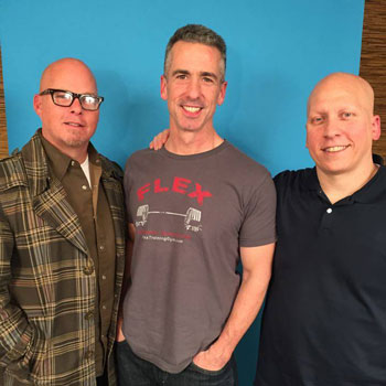 Podcast #74: Dan Savage