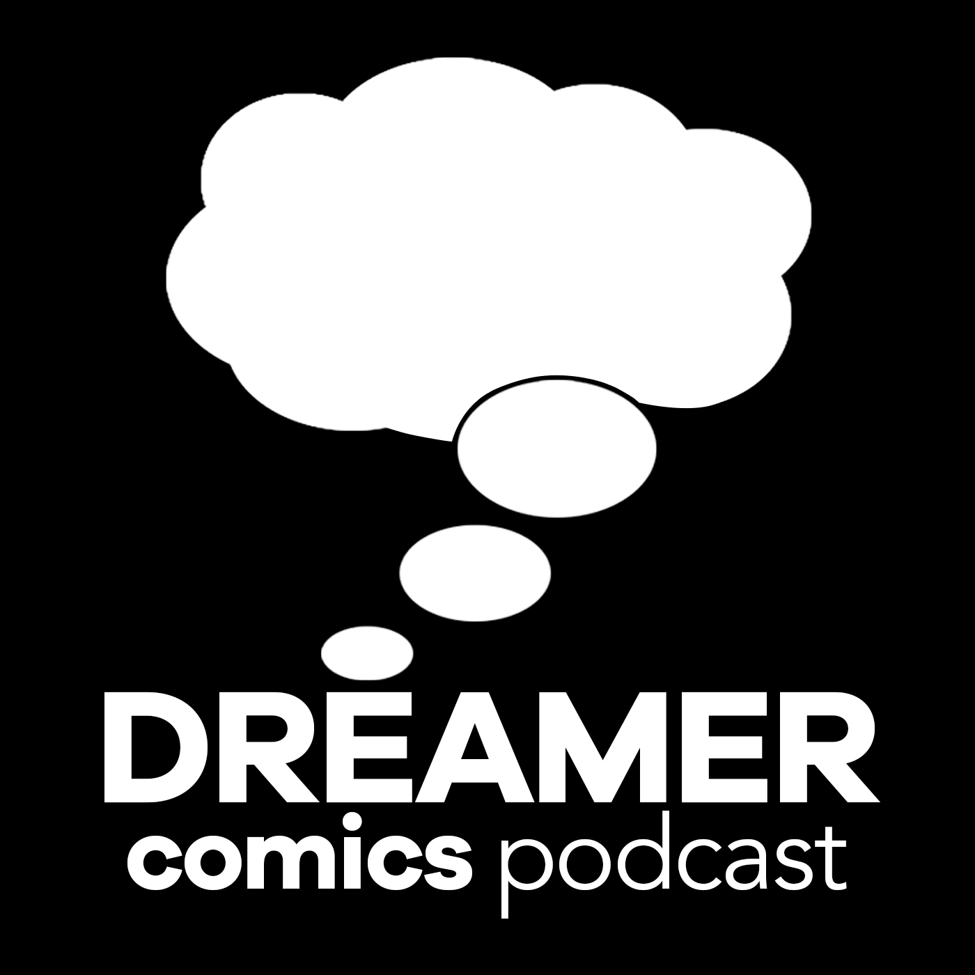 Dreamer Comics Podcast show art