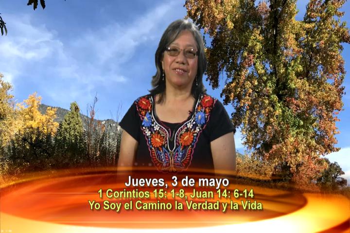 Artwork for Dios te Habla con Lidia Mendoza;  Tema el hoy: YO SOY EL CAMINO LA VERDAD Y LA VIDA