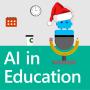 Artwork for AI for Education - Christmas Special