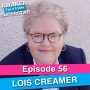 Artwork for 56 Lois Creamer - How To Earn A Living As A Professional Speaker