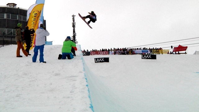 Artwork for NK Snowboard Freeski // Half Pipe