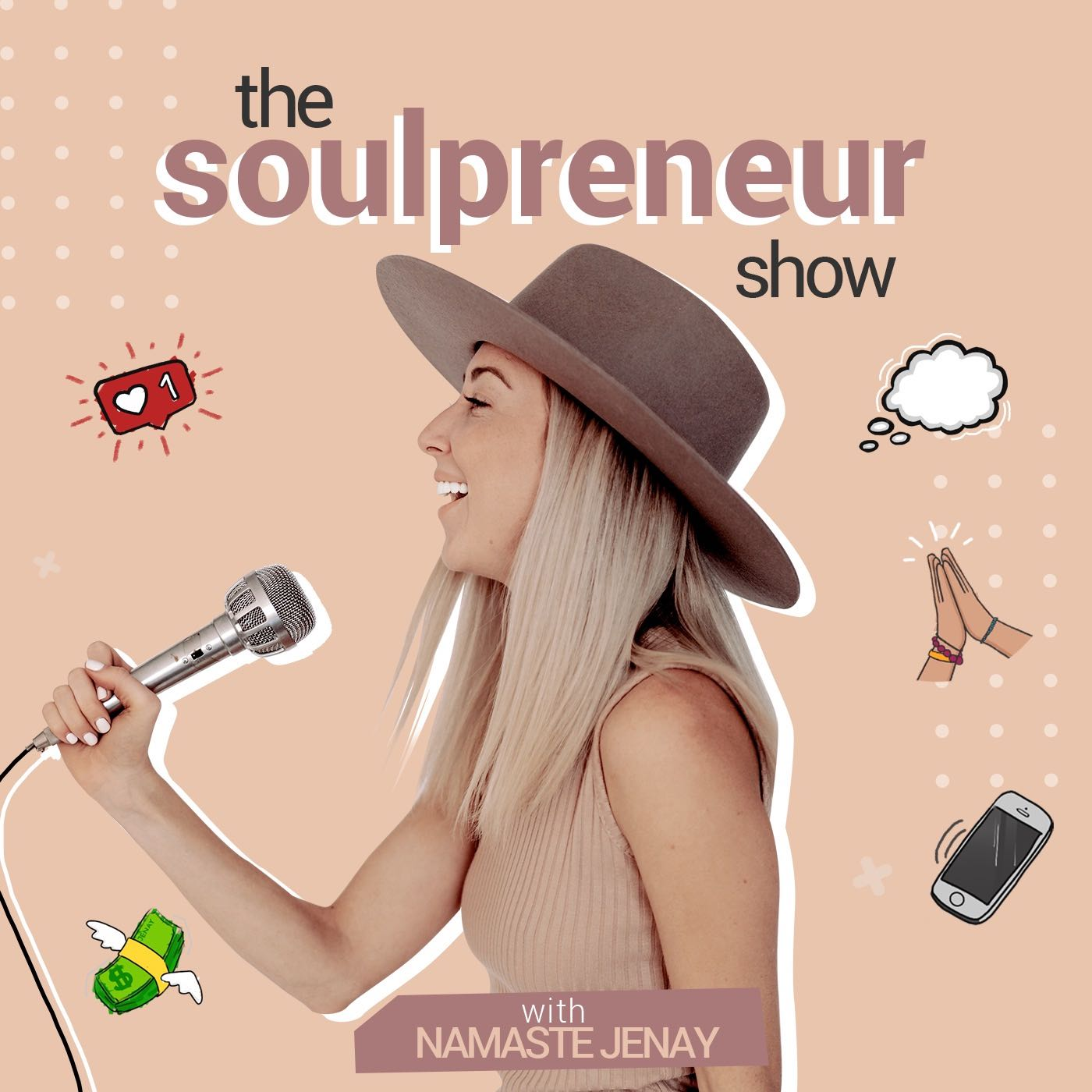 Why Market Saturation is BS + Getting Out of Your Own Way with Jasmine Star show art