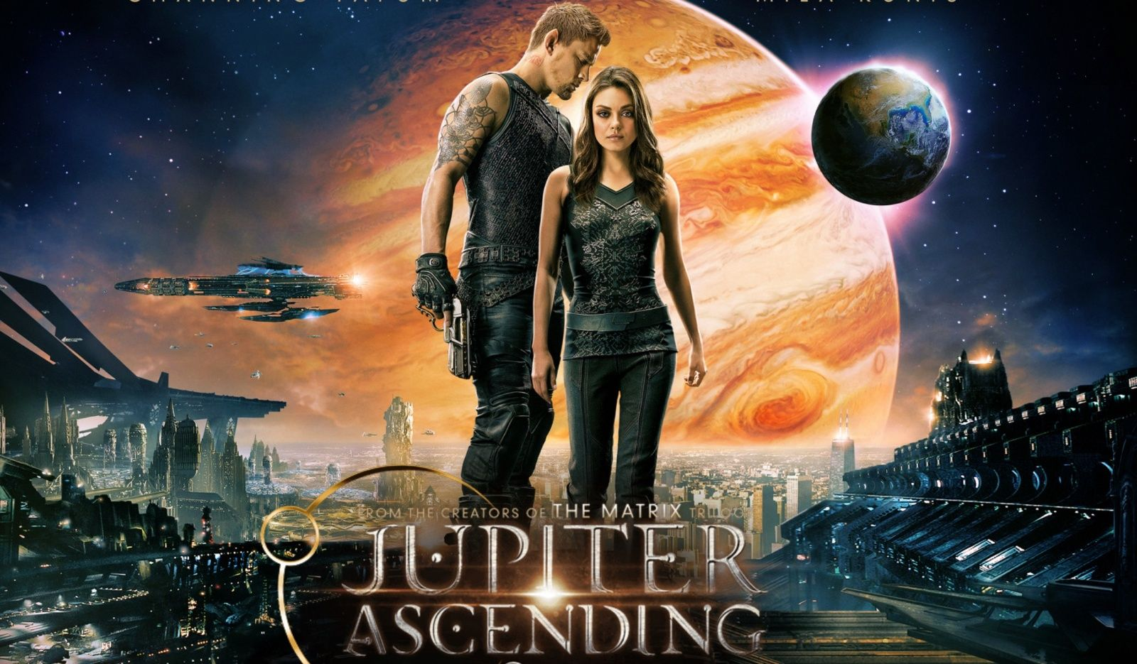 Jupiter Ascending / Space Operas
