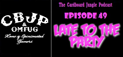 Ep49- Late To The Party