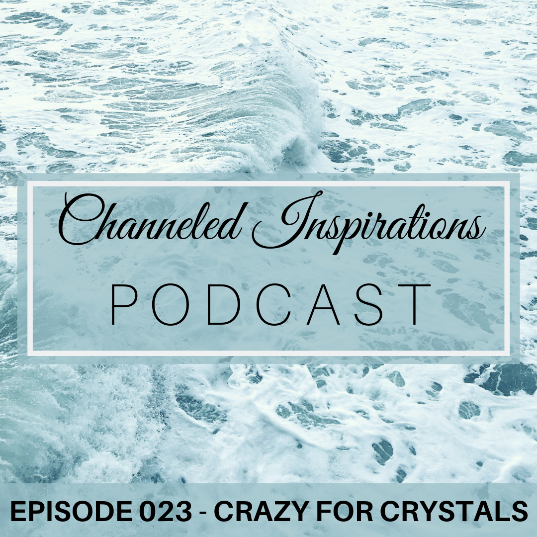 Artwork for Episode 023 - Crazy for Crystals
