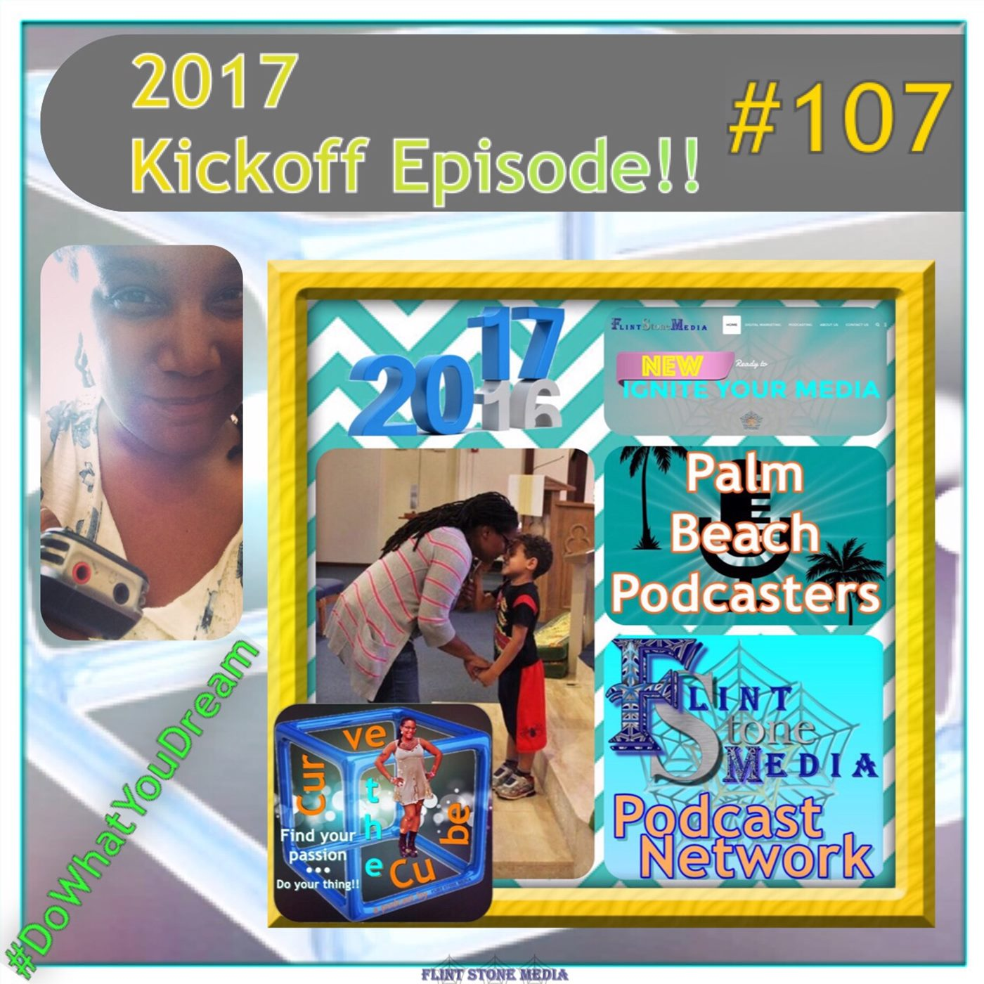 #107 - SOLOCAST - 2017 Kickoff Episode - FINALLY - 20170204