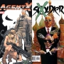 Artwork for Agent X #2 & Soldier X #2: Wade's World--The Deadpool Podcast Episode #57