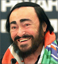In Loving Memory of Luciano Pavarotti