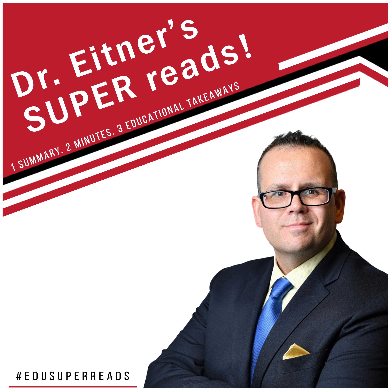 Dr. E's SUPER reads show art